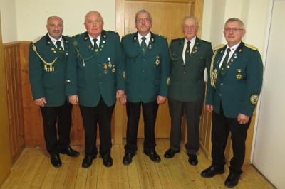 50-jährige Mitgliedschaft